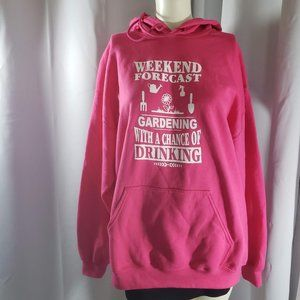 Weekend Project Hoodie 			Size L